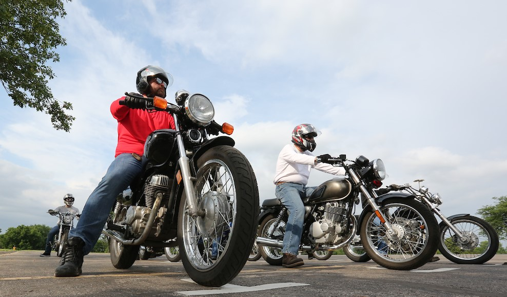 motorcycle drivers education course kansas