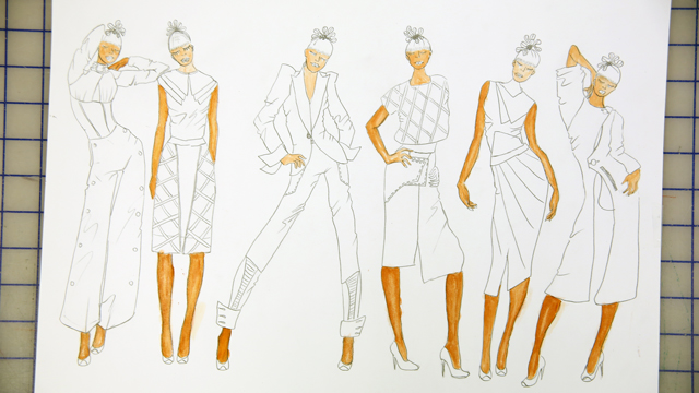 Fashion Merchandising Design Courses Johnson County Community College