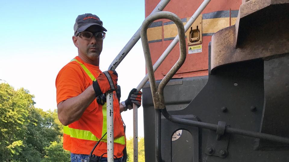 NARS training gets railroad careers rolling