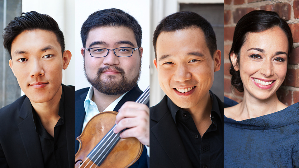 Parker Quartet - Carlsen Center Presents