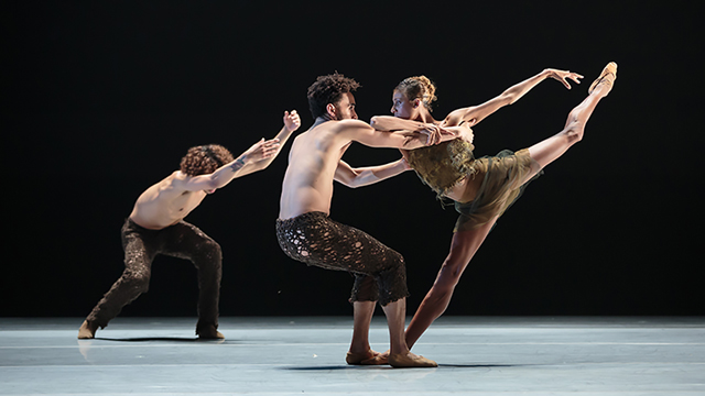 Promotional photo of Alonzo King LINES Ballet