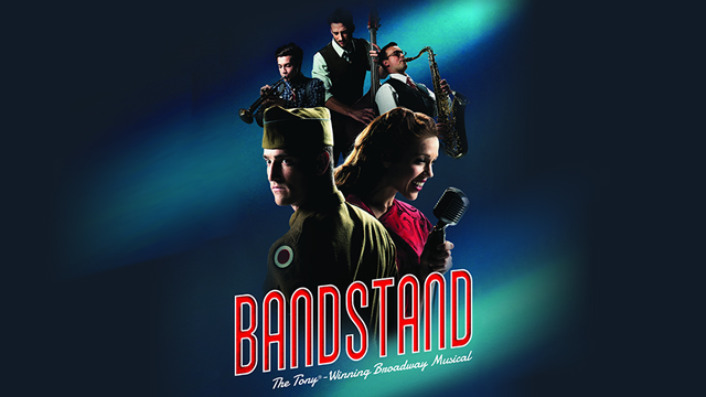 Promotional poster of Bandstand