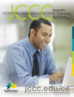 Spring 2019 Continuing Education Catalog Cover