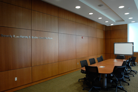 Event Spaces: Executive Conference Room