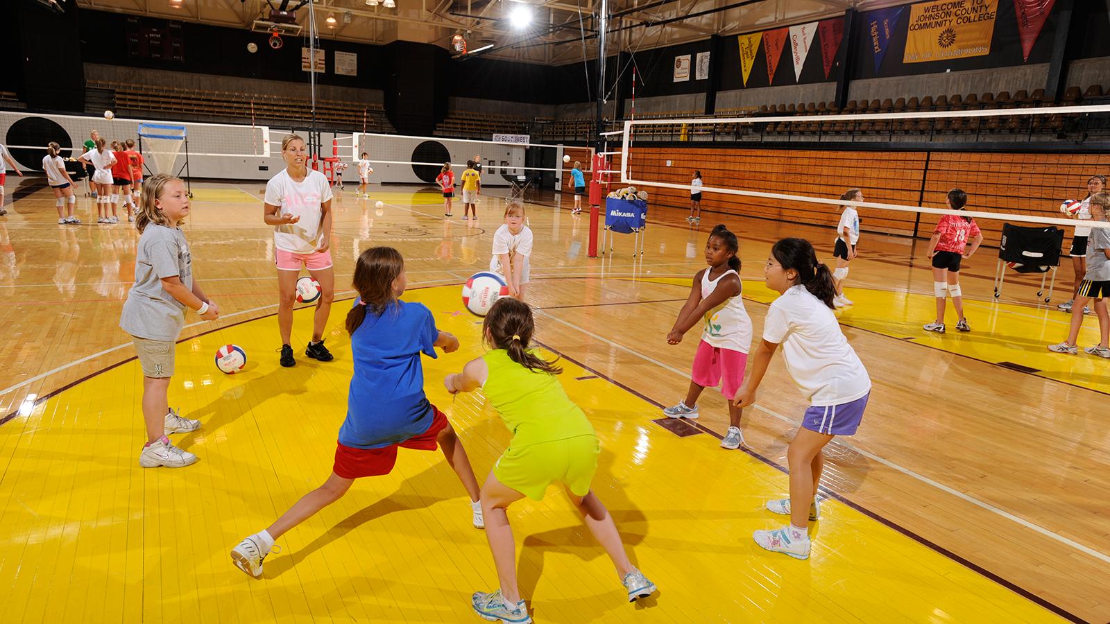 Sports Camps & Clinics